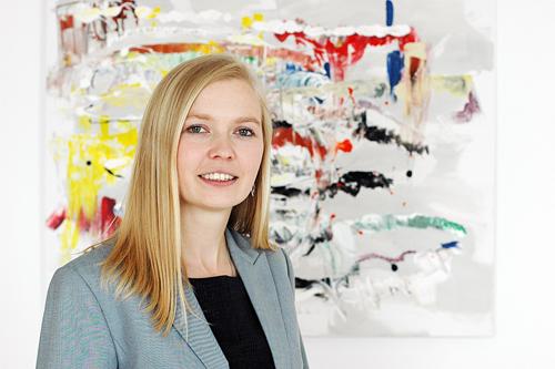 Patentanwältin Dipl.-Biol Dr. rer nat Johanna K. Müller